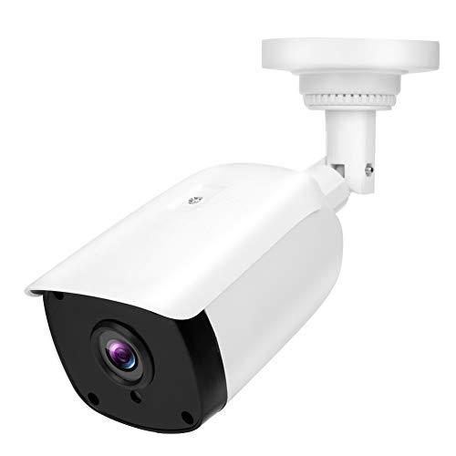 Asixxsix Cámara, cámara Inteligente Pir 1080P de detección de Movimiento Ligera, para Oficina en casa(European regulations)