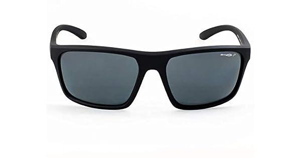 Arnette Sunglasses Sandbank 4229 01//81 Matt Black Grey Polarized