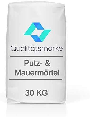QUALITÄTSMARKE Putz-/Mauermörtel 30 kg für innen & außen