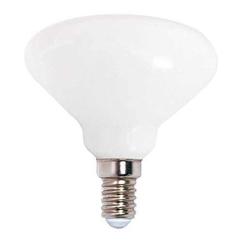 LED Filament Leuchtmittel R70 Allegra 4W = 40W E14 opal 2700K warmweiß DIMMBAR (4 Watt)