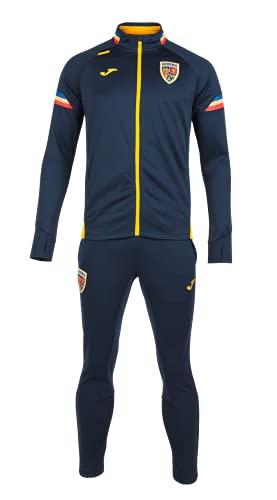 Joma Tuta Sportiva di Presentazione Navy della Squadra Nazionale di Calcio Rumena (XL, x_l)