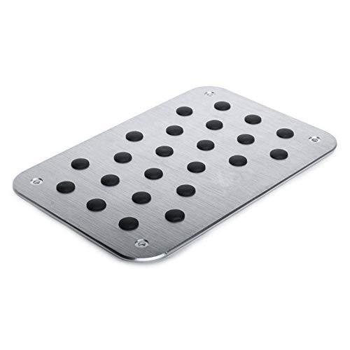 Universal Car Truck Floor Mat Carpet Heel Pad...