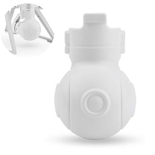 Alicer - Copriobiettivo cardanico per Drone Xiaomi Mi 4K, con Accessori per Fotocamera, Bianco, Taglia Unica
