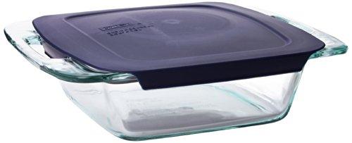 Pyrex Easy Grab 8-Inch Square Baking Dish