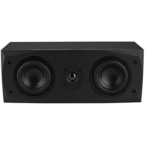 Dayton Audio MK442 Dual 4' 2-Way Center Channel Speaker
