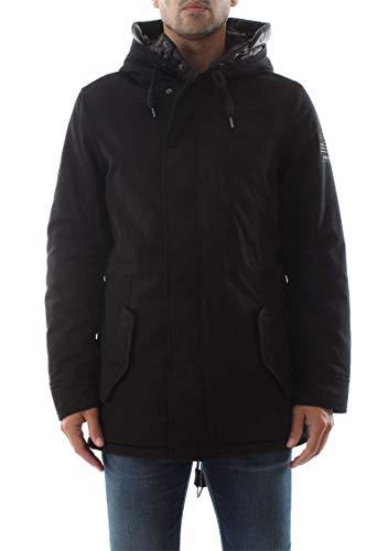 Penn-Rich Woolrich Cotton Eskimo Nero XL