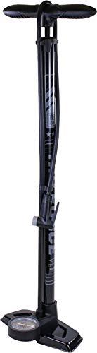 SERFAS(サーファス) 自転車 高圧空気入れ フロアポンプ エアゲージ付 仏式/米式/英式 ロードバイク MTB ク...