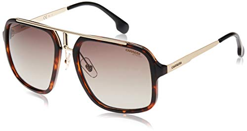 Carrera 1004/S HA 2IK Gafas de sol, Dorado (HAVANA GOLD/BRWN SF), 57 Unisex-Adulto