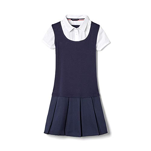 Top girls navy dress 3t for 2021