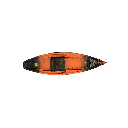 Nu Canoe Frontier 12 Kayak with Deluxe Pinniacle 360 Seat