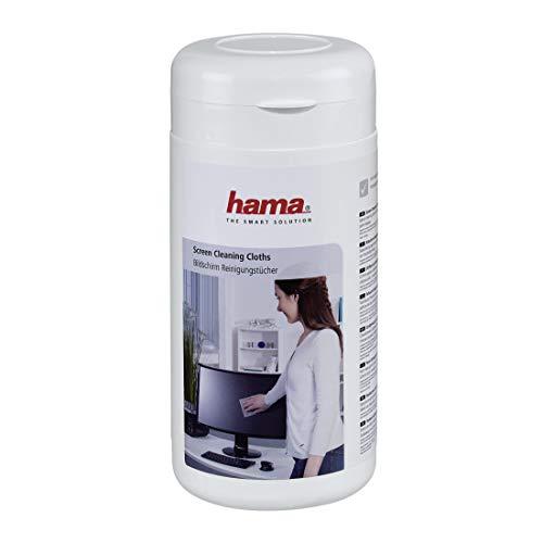 Hama - Paños para Pantallas (100 Unidades, en un dispensador)