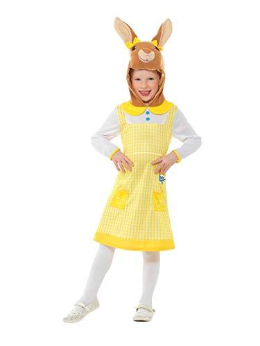 Smiffys Oficjalnie licencjonowany kostium Peter Rabbit, Cottontail Deluxe