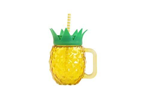 Puckator JAR30 Bocal en Verre Ananas...