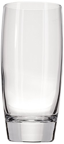 Luigi Bormioli Michelangelo 20 ounce Beverage Glass Transparent Glass Set of 4