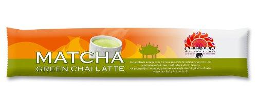 Matcha Green Chai Latte - Chaipur, 50x34g