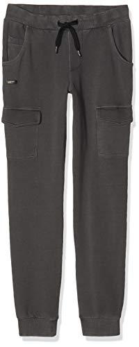 NAME IT 13174967 Pantalones, Negro (Black Black), 140 para Niños