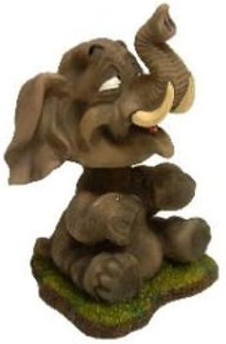 Mini Bobble Head Elephant by Swibco