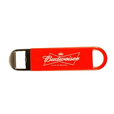 Budweiser King of Beers 7  Heavy Duty Bottle Opener
