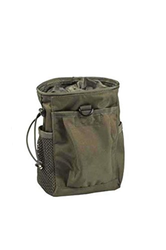 Empty shell pouch molle coyote