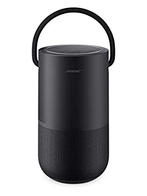 Bose Portable Smart Speaker—With Alexa Voice Control Built in, Black from Bose
