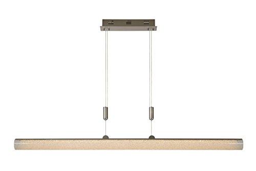 Lucide GRANEL - Suspension - LED Dim. - 1x30W 2700K - Albâtre