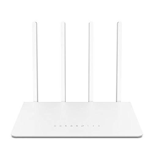 PXYUAN Router de doble banda Gigabit Smart Wi-Fi, 3 niveles de mejora de juego, red privada para jugadores, radar de juego para conexión al servidor, soporte de ahorro de energía