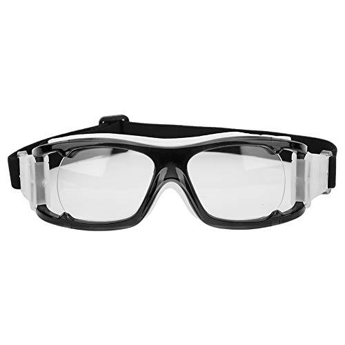 Gafas de Seguridad Gafas Protectoras Empreso Deportivo Al Aire Libre Gafas De Seguridad Montando Montañas Escalada De Montaña Fútbol Baloncesto Entrenamiento Protector De Gafas Negro