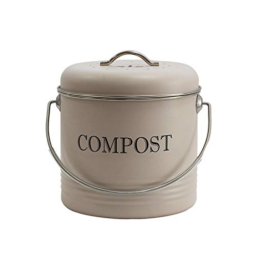Best Prices! 4W Kitchen Compost Bin