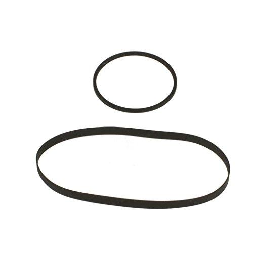 Thakker RX-202 Riemen-Set kompatibel mit Nakamichi RX-202 Riemen-Set Kassettendeck Belt