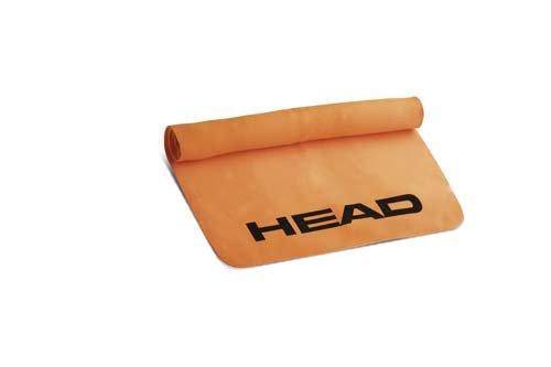 Head Towel Toallas, Unisex Adulto, Naranja, Única