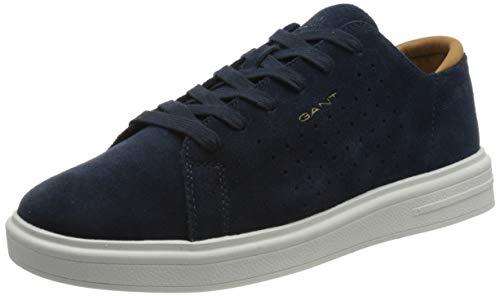 GANT Fairville Low Lace Shoes, Zapatillas Hombre, Marine, 42 EU