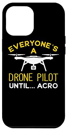 iPhone 12 Pro Max drone pilot Case
