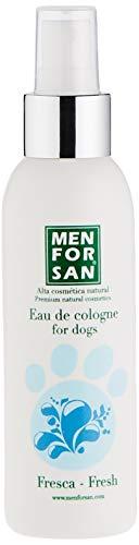 MENFORSAN Agua de Colonia para Perros Fresh - 125 ml