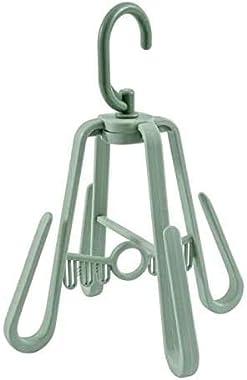 Swabs® Home Tidy Organizer Shoes Drying Rack, Shoe Hanger Holder for Dehumidifying Hanging Shoes, 4 Hooks Design Drying Shelf