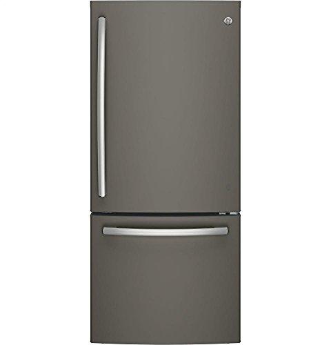 GE GDE21EMKES Bottom Freezer Refrigerator