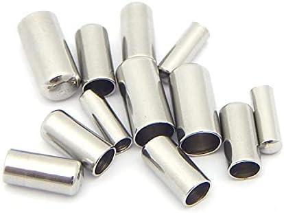 FC-82999 20pcs SALENEW very popular! lot Surgical Stainless Steel Plain Tune Cap Super intense SALE End T