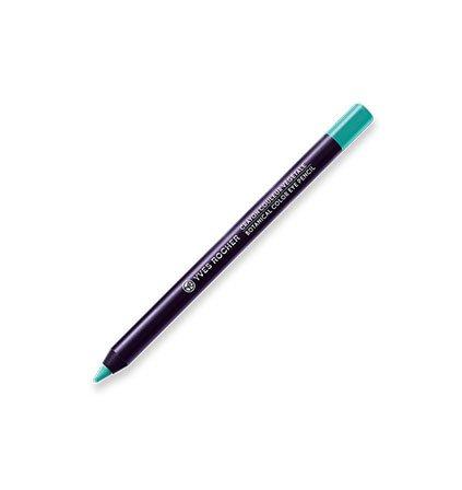 Yves Rocher COULEURS NATURE Augenkonturen-Stift Bleu agave, Eyeliner Kajal in Mint-Grün, cremige...