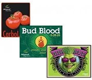 Advanced Nutrition Advanced Nutrients - Tri-Pack - Big Bud, Bud Blood, Carboload - Sachets