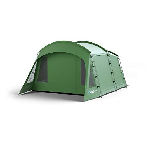 Zelt Caravan 12 green