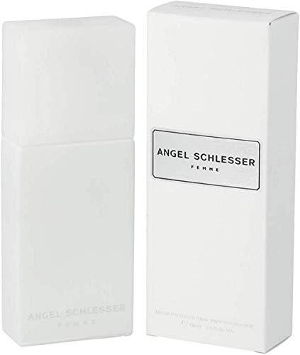 Angel Schlesser Agua De Tocador Vaporizador, color Blanco, 100 ml