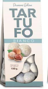 Trufas blancas, 150 g