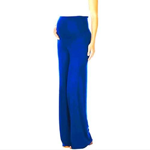 BOLAWOO-77 leggings för gravida långa byxor eleganta omständighetskläder kvinnor omständighetskläder mode basic bekväm graviditet omdömen sport fritidsbyxor rak loungebyxor