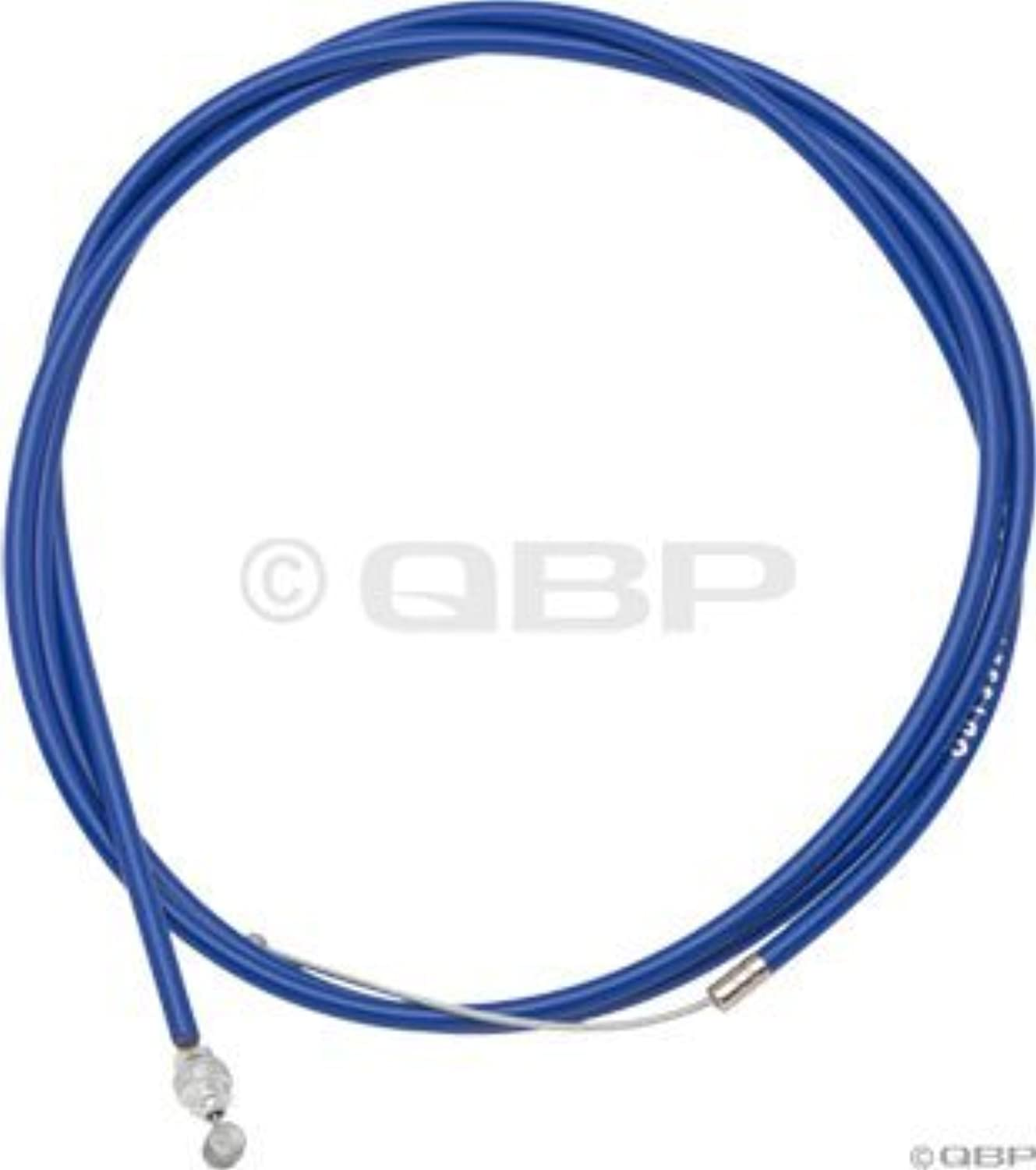 Odyssey SlicCable Bicycle Brake Cable,  bluee 1.5mm by Odyssey