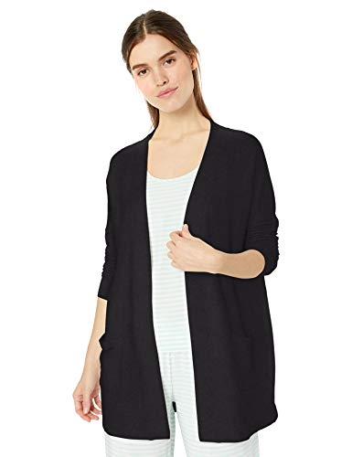 Amazon Essentials - Cardigan leggero da donna, in materiale felpato, Cruz V2 Fresh Foam, US S (EU S - M)