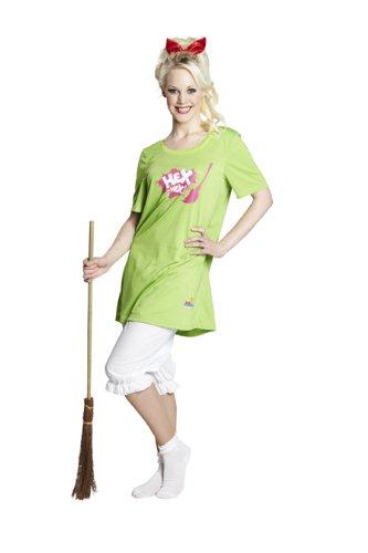 Rubie's Damen Kostüm Hexe Bibi Blocksberg Karneval Fasching Halloween Gr.44