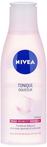 Nivea Visage - Tonique Douceur Peaux Sèches et Sensibles - 200 ml