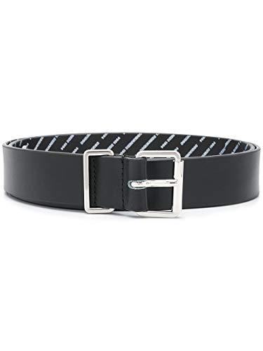 DSQUARED2 Luxury Fashion Herren BEM000501502630M802 Schwarz Gürtel |