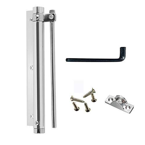 Chiudiporta Automatico Idraulico Con Cerniera Chiudiporta Commerciale/Residenziale(Controllo Fino a 40kg)