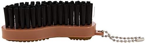 Timberland Rubber Sole Brush, Cepillos para Zapatos Unisex Adulto, Marrón (Brown), Talla única