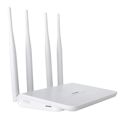 Dionlink 4G LTE CPE Unlocked 4G Wireless Router with SIM Card...